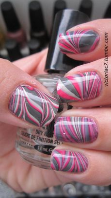 Latest nail art designs 16