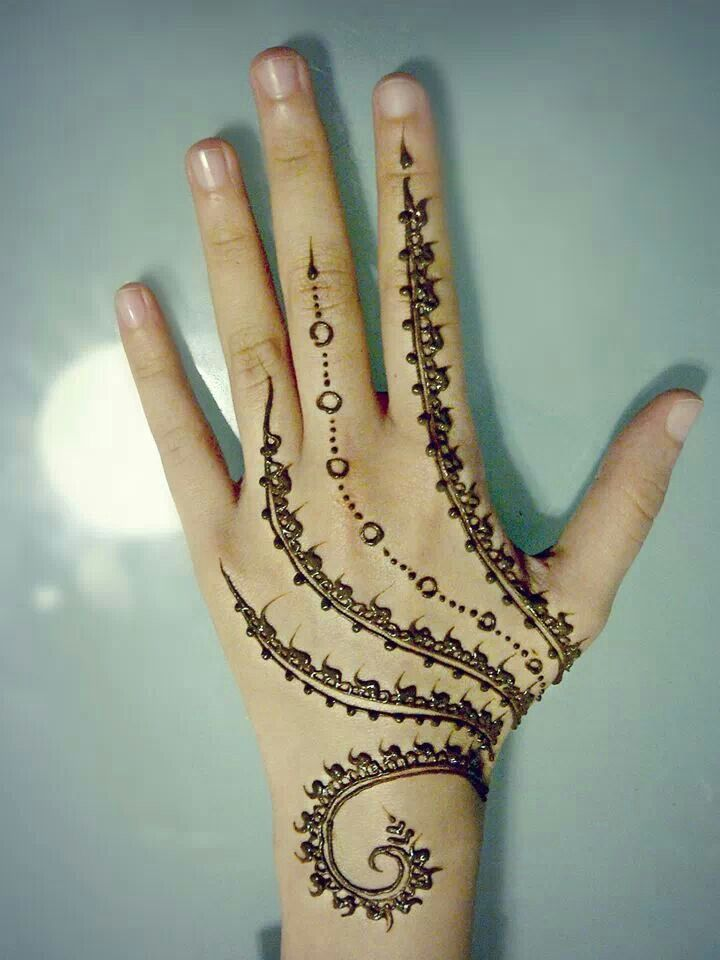Top 20 quirky mehendi designs for all occasions indian for Hand tattoo download