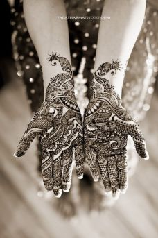 mehndi design for the summer bride 39