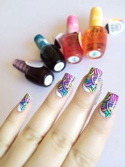 New nail art designs 08
