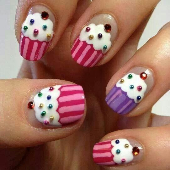 New nail art designs 1