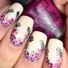 New nail art designs 14