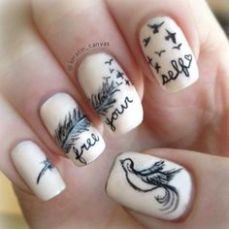 New nail art designs 21