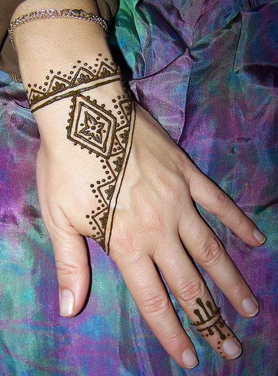 10 Simple Mehndi Designs To Wear On Summer Weddings Indian Makeup