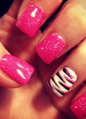 Breathtaking nail art designs 03