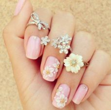 Breathtaking nail art designs 17