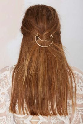 Easy hairstyles for medium length hair 05