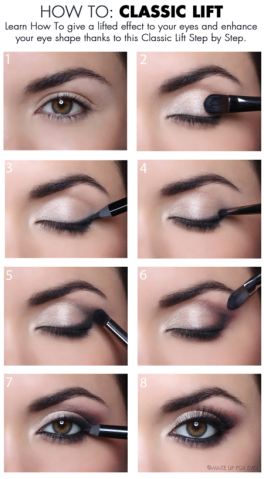 c891ce7e08d Amazingly simple tips on classic lift eye makeup | Indian Makeup and ...