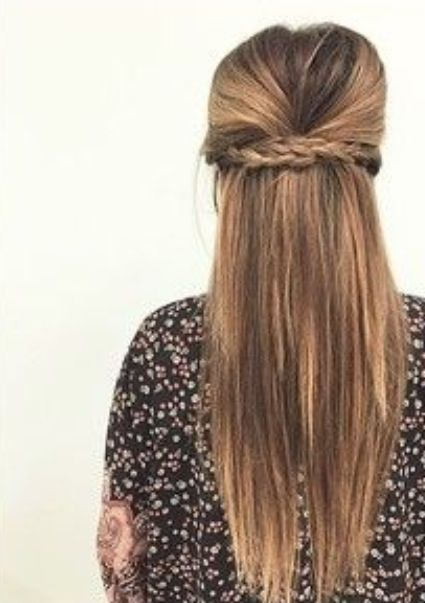 Hairstyles For Long Hair For Special Occasions Page 1