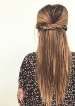 Hairstyles for long hair 17