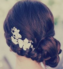 Indian bridal hairstyle images 11