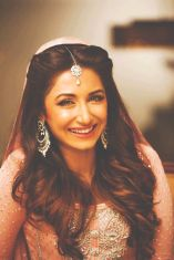 Indian bridal hairstyle images 12
