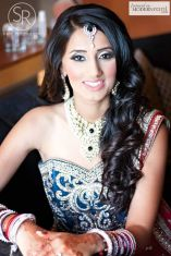 Indian bridal hairstyle images 13