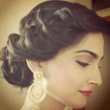Indian bridal hairstyle images 22