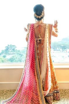 Indian bridal hairstyles 47