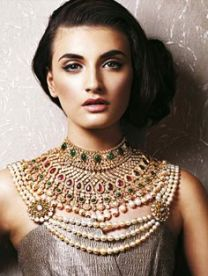 Indian bridal hairstyles 51