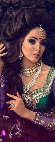 Indian bridal hairstyles 52