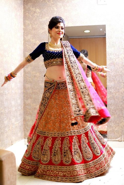 10 Beautiful Indian brides in their gorgeous bridal ...
