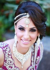 Indian summer wedding hairstyles 02