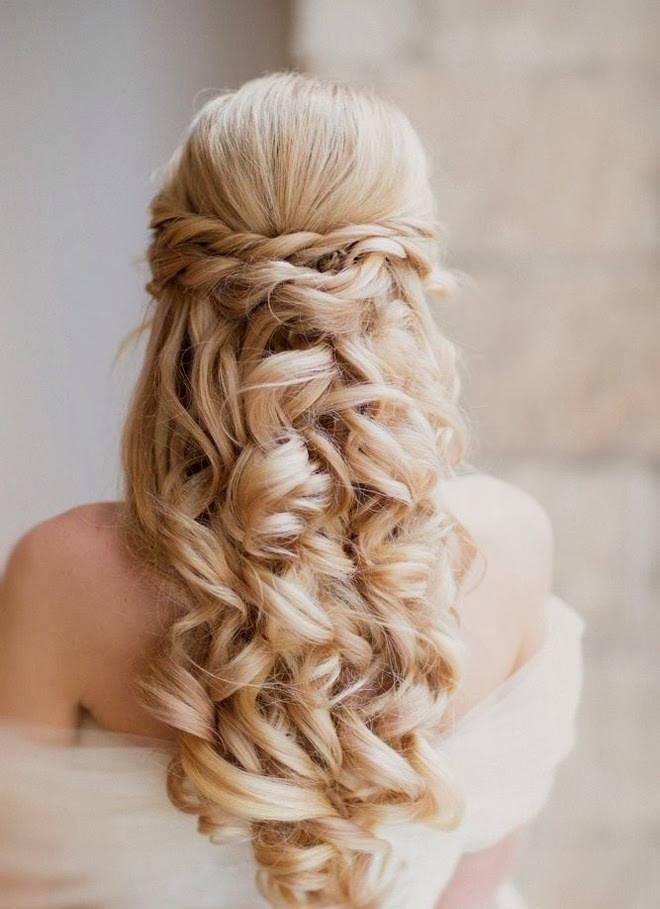 Indian Summer Wedding Hairstyles 03 Indian Makeup And Beauty Blog