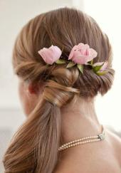 Indian summer wedding hairstyles 04