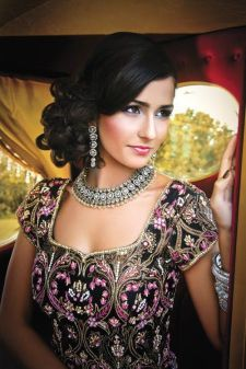 Indian summer wedding hairstyles 07
