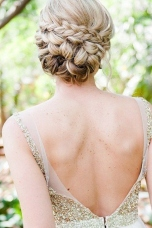 Indian summer wedding hairstyles 10