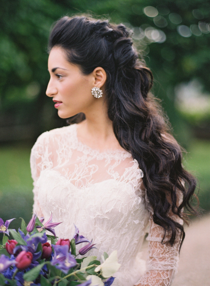 Indian Summer Wedding Hairstyles 12 Indian Makeup And Beauty Blog