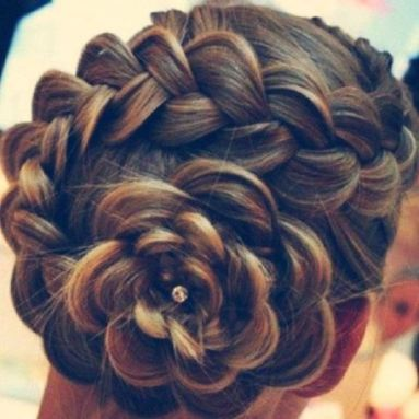 Indian summer wedding hairstyles 13