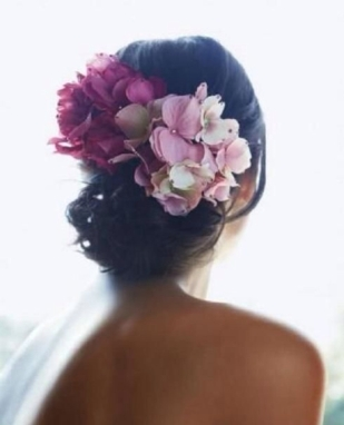 Indian summer wedding hairstyles 14