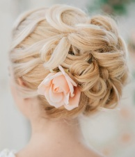 Indian summer wedding hairstyles 15