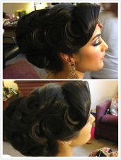 Indian summer wedding hairstyles 17