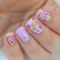 Nail art design ideas 13