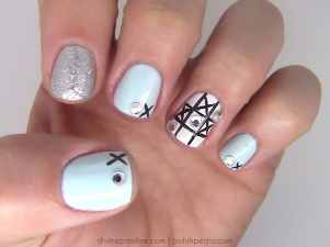 Nail art designs inspired by games 02