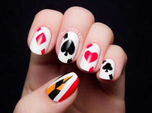 Nail art designs inspired by games 10