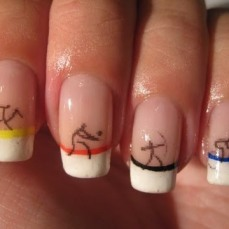 Nail art designs inspired by games 13