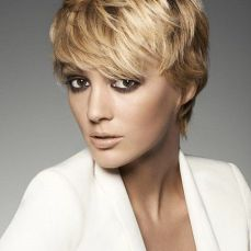 short layered haircuts 12