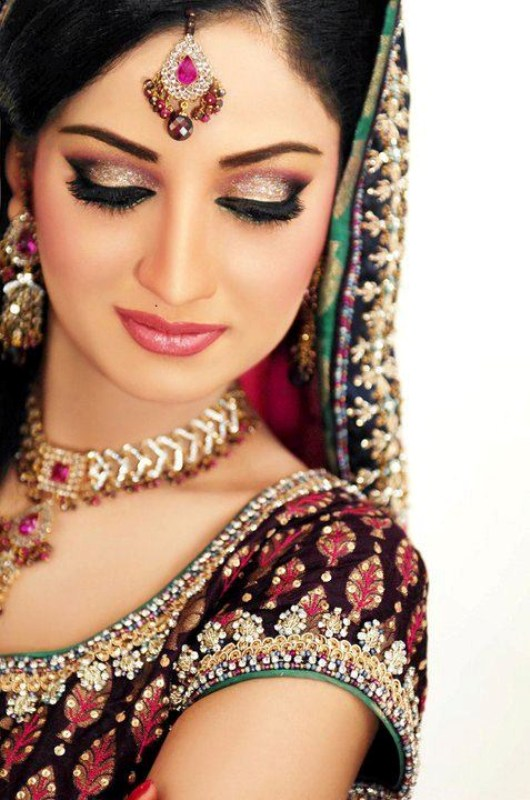 4 Easy Steps For Summer Bridal Eye Makeup | Indian Makeup And Beauty Blog | Beauty Tips | Eye ...