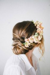 Wedding hairstyles for Indian wedding 02