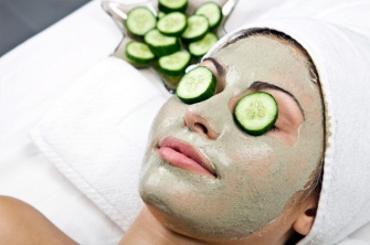 7 Homemade masks for skin cooling 04