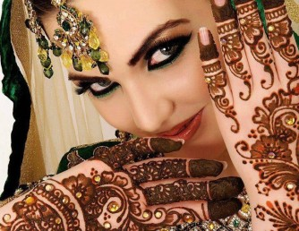 Arabic mehndi designs 19