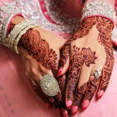 Arabic mehndi designs 21