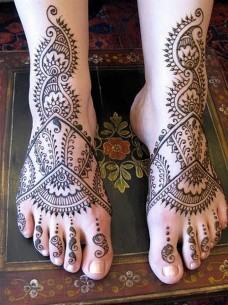 Arabic mehndi designs 22