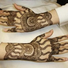 Arabic mehndi designs 24