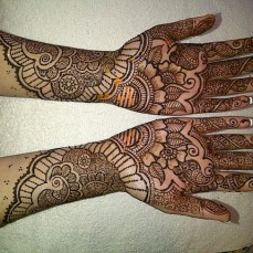 Arabic mehndi designs 25