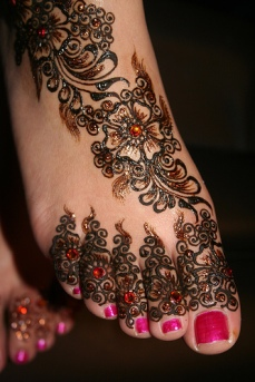 Arabic mehndi designs 28