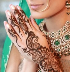 Arabic mehndi designs 29