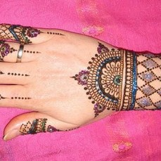 Arabic mehndi designs 31