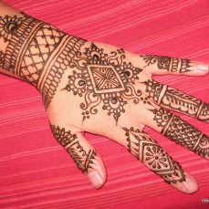 Arabic mehndi designs 32