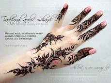 Arabic mehndi designs 34